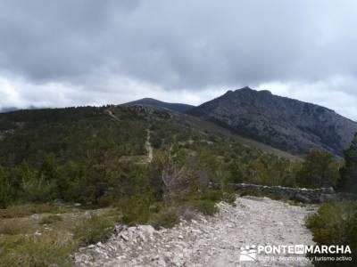 La Peñota y Peña del Arcipreste;club de senderismo madrid;senderismo por madrid